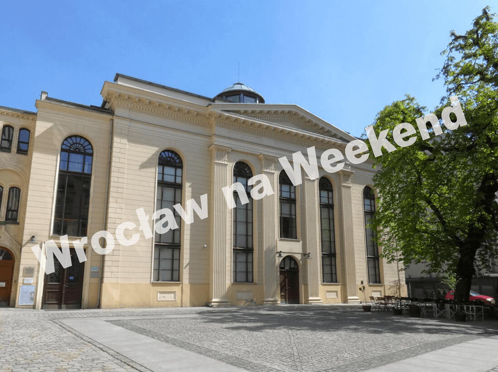 Wrocław na Weekend - Dzielnica Czterech Wyznań