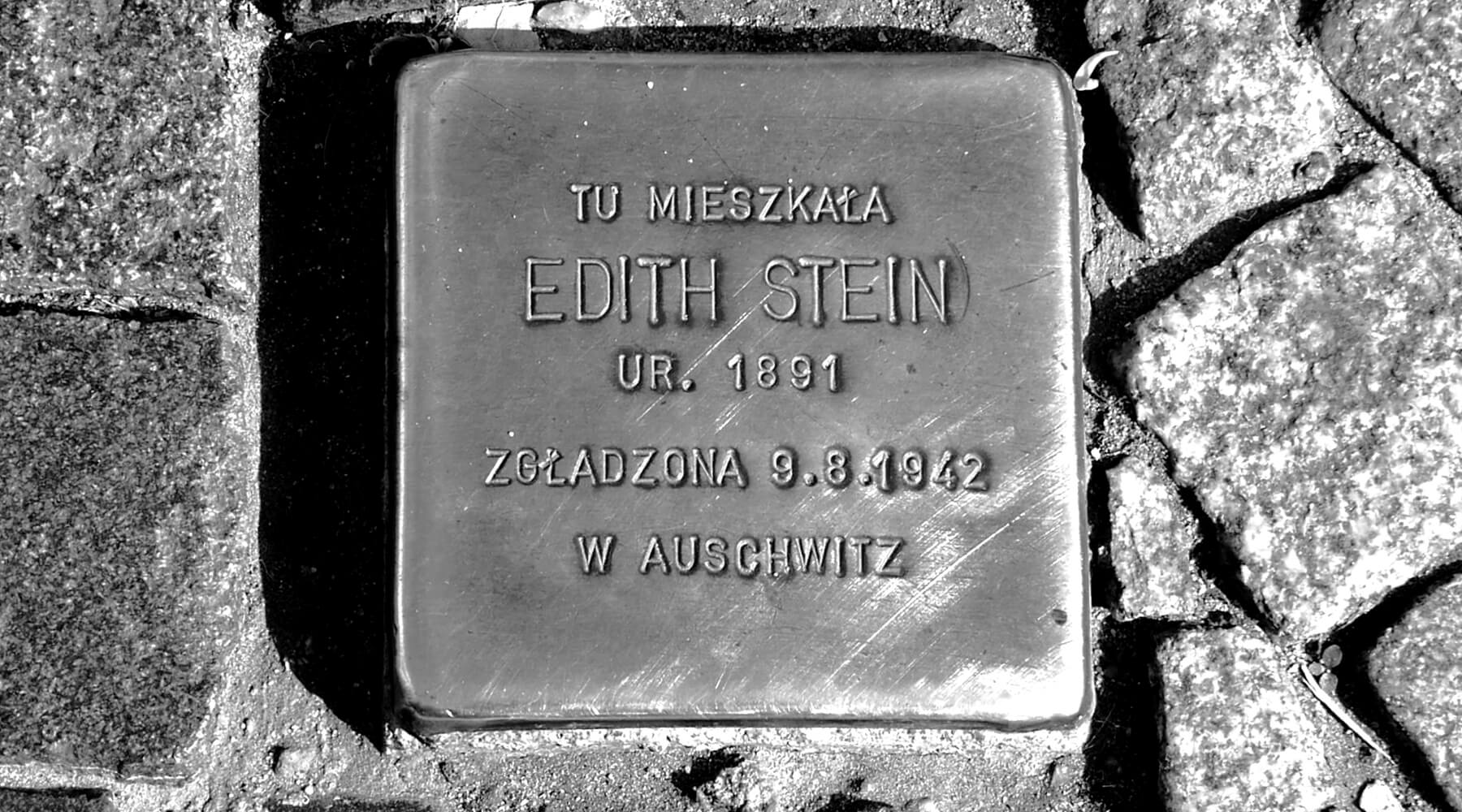 A walk in the footsteps of Edith Stein