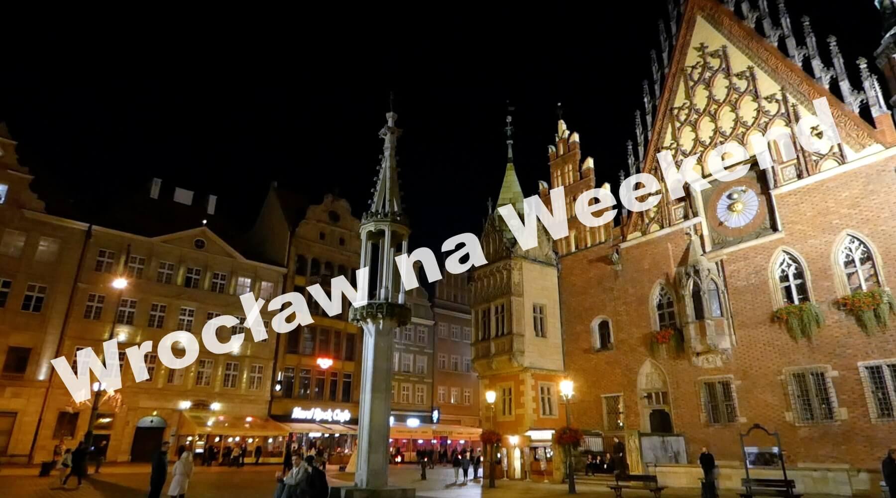 Wrocław na Weekend - Spacer Szlakiem Zbrodni i Kary