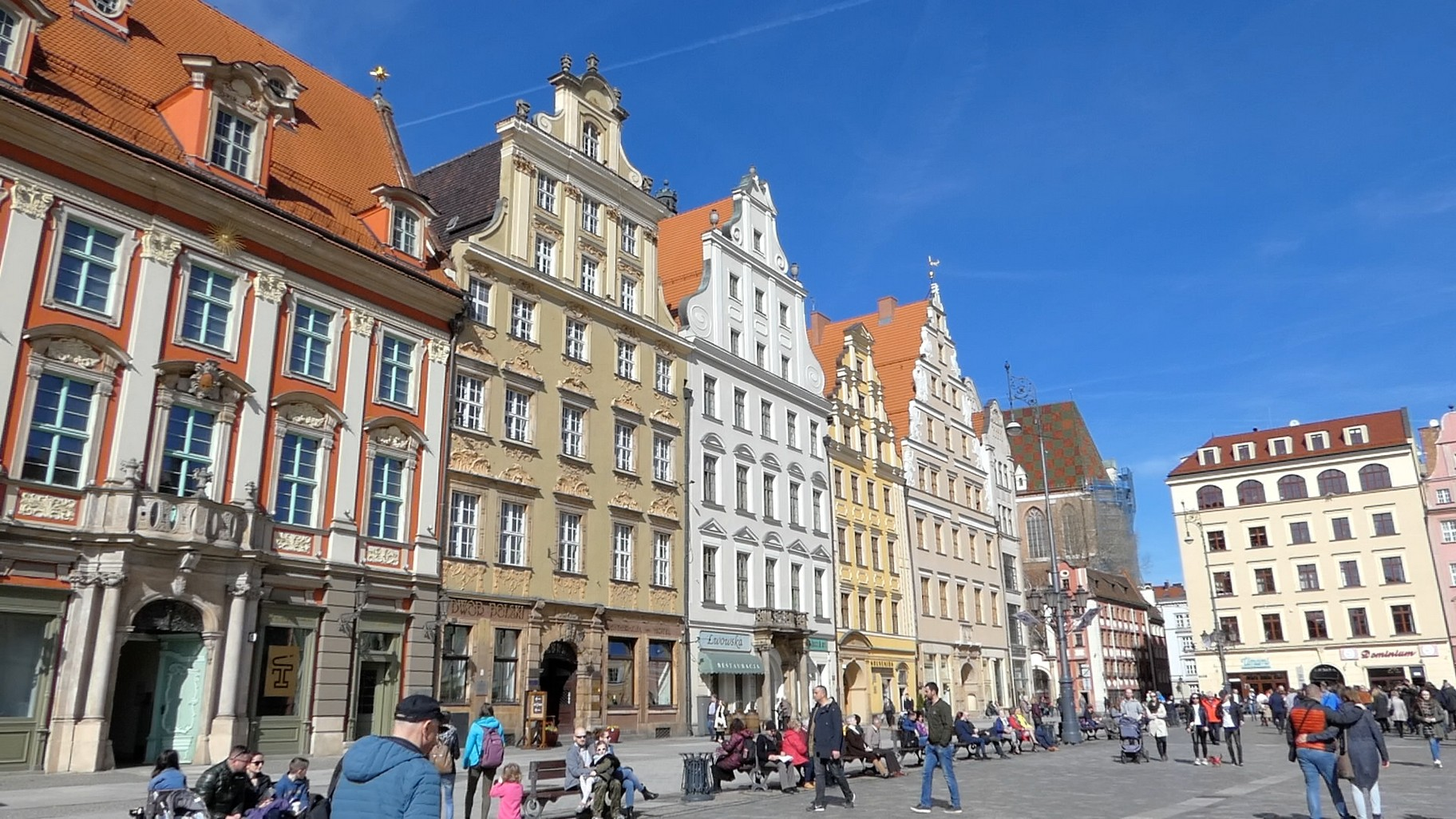 Wroclaw Old Town & Conspirators Guided Tour
