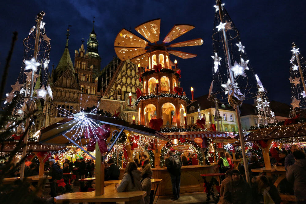 Wroclaw Christmas Market & Conspirators Guided Tour
