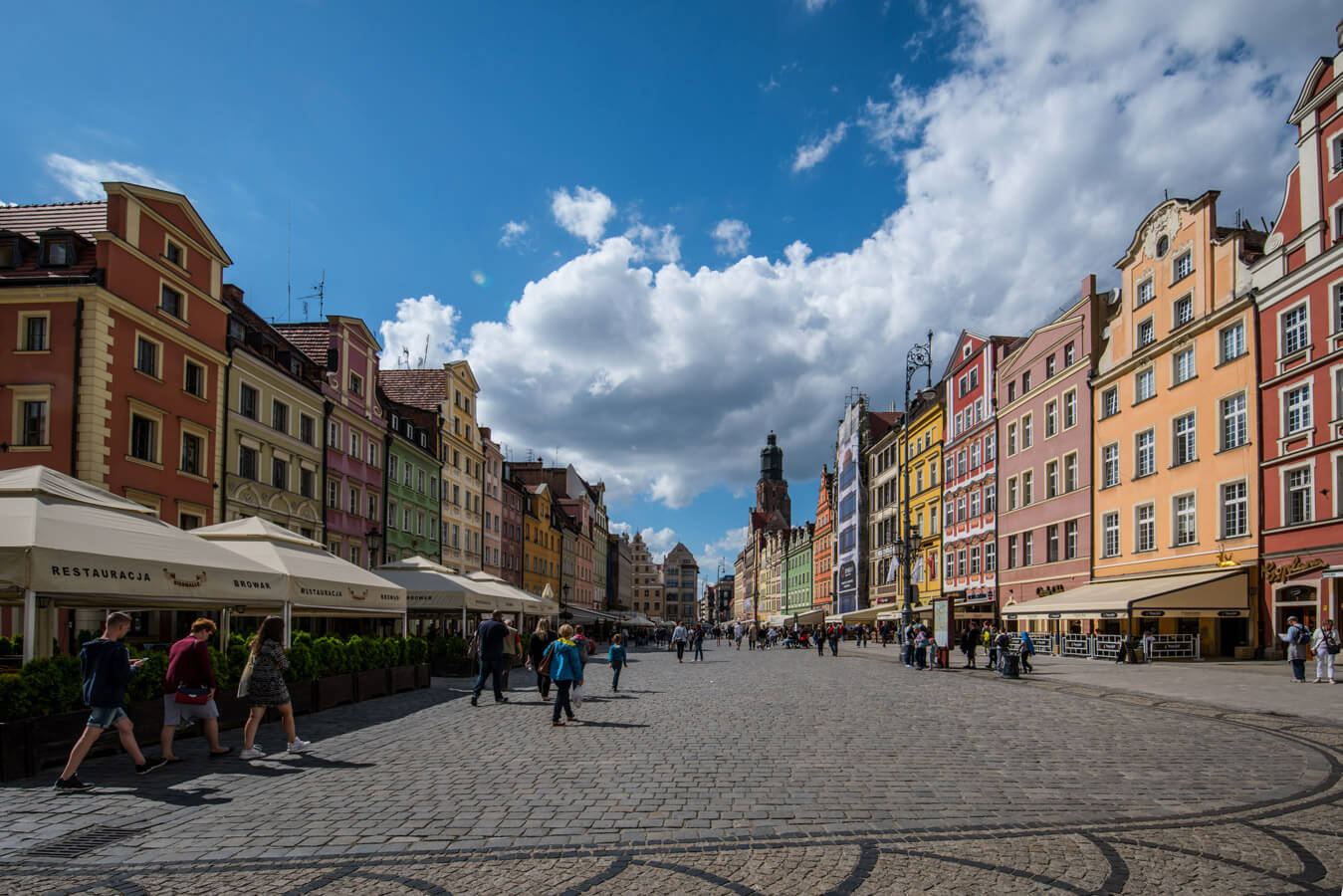 Attractions of the Wrocław Market Square