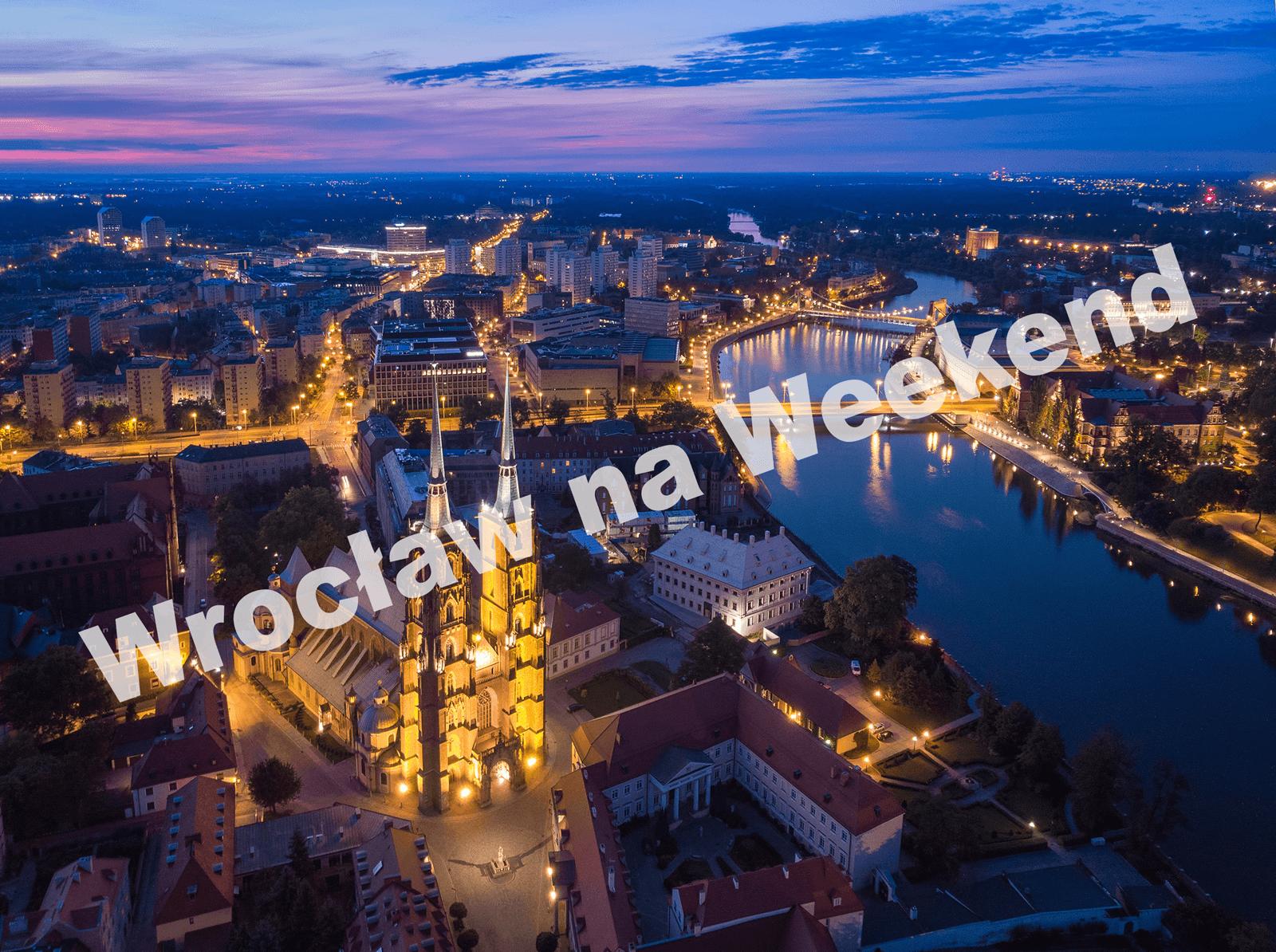 Wrocław na Weekend - Słynne Wyspy Wrocławia