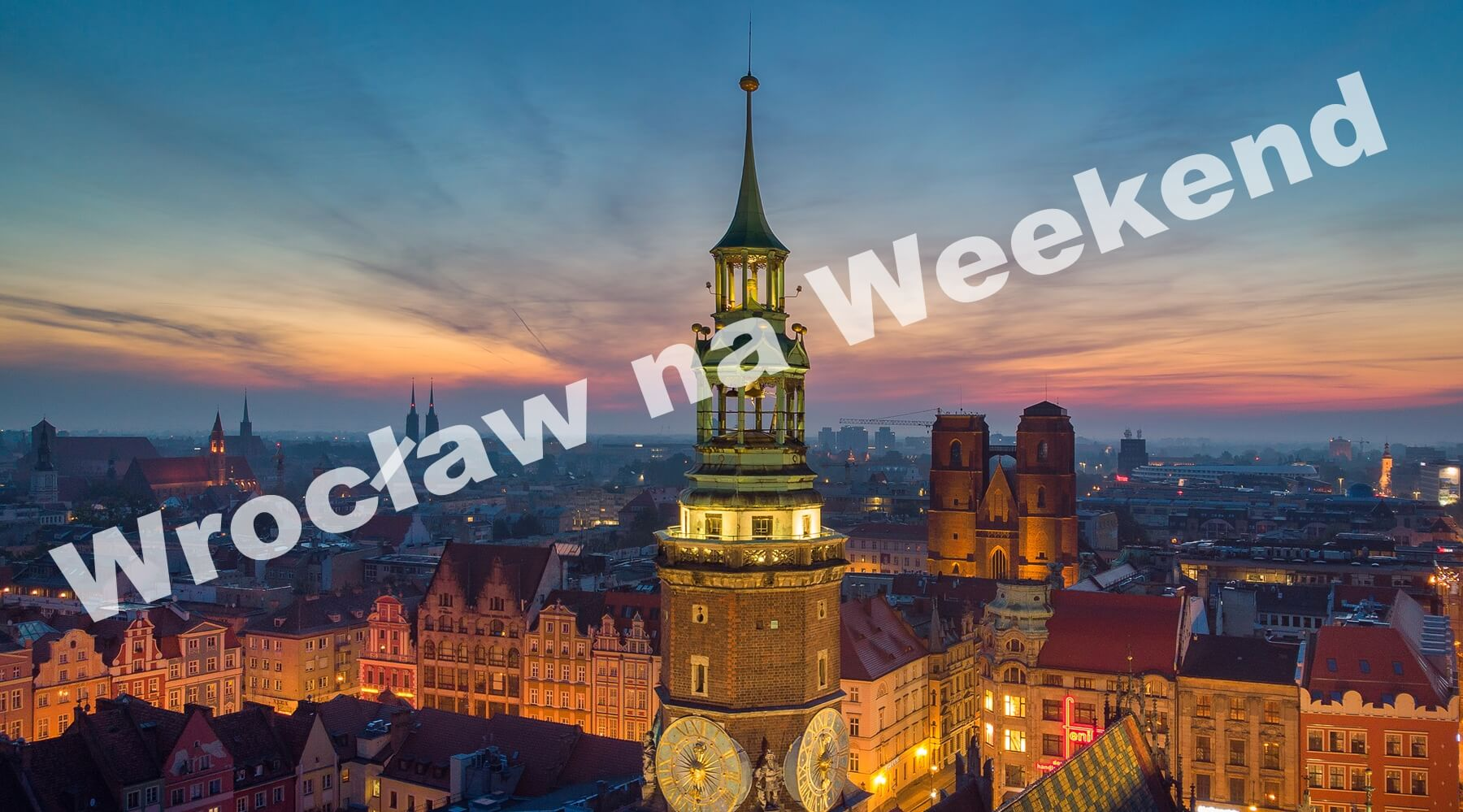 Wrocław na Weekend - Najpopularniejsze Atrakcje Wrocławia