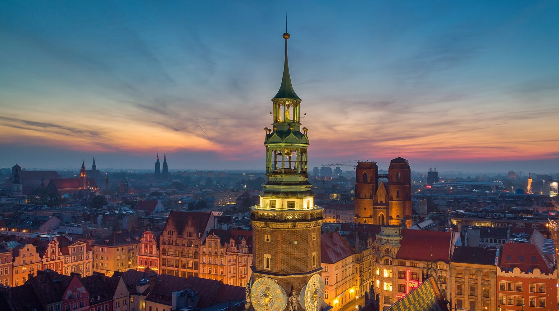 Top Atractions Of Wroclaw Tour